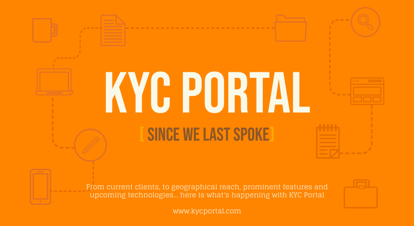 KYC Portal - lifetime due diligence